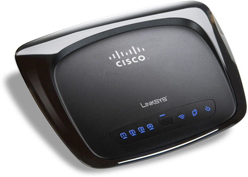 Роутер Linksys WRT120N