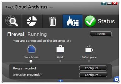 Вышел Panda Cloud Antivirus 1.9.2