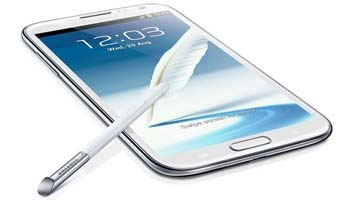 Samsung Galaxy Note III представят в сентябре